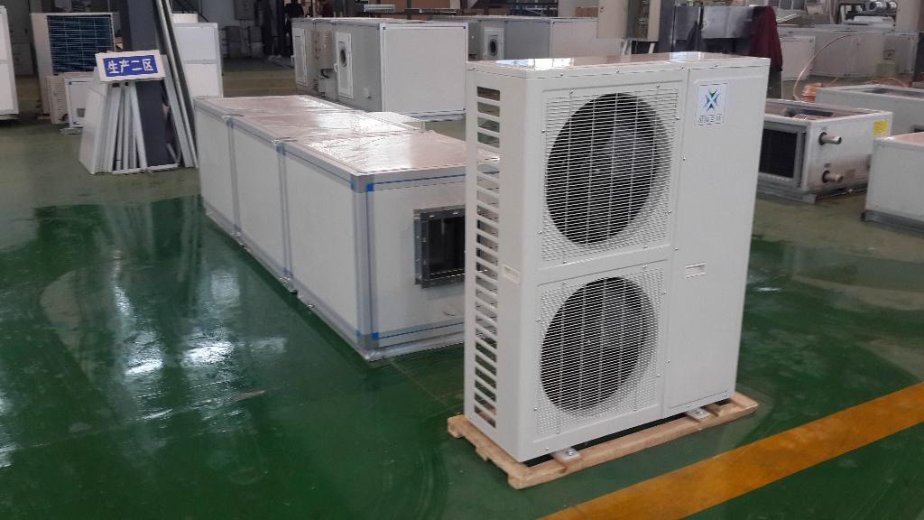 恒温恒湿空调机组室外机
